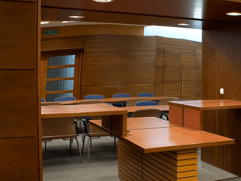 Sala konferencyjna - Hotel Energetyk