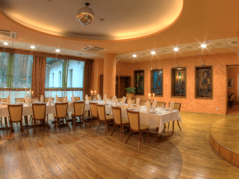 Sala bankietowa - Hotel Energetyk