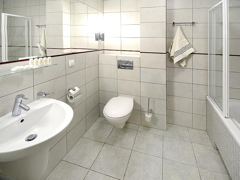 Łazienka - Hotel Energetyk