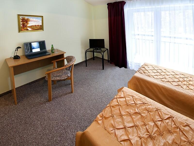 Pokój hotelowy - Hotel Energetyk