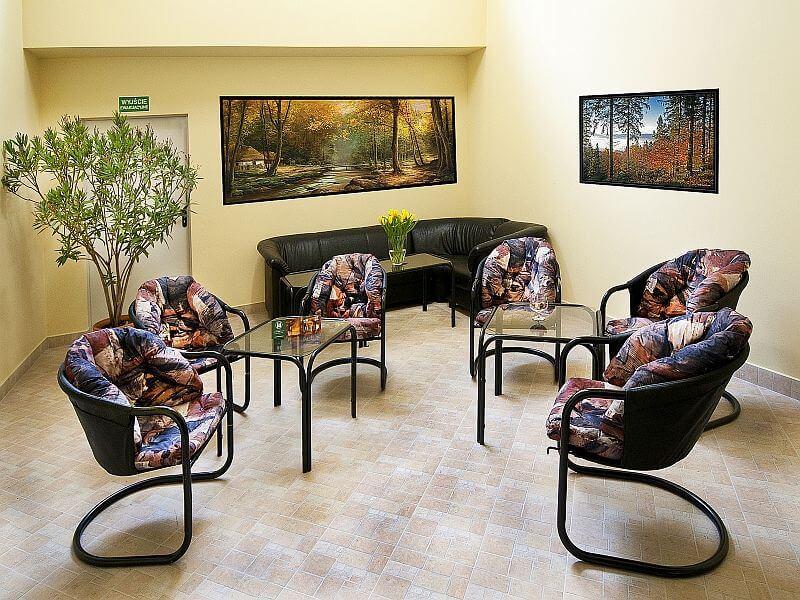 Salka do spotkań - Hotel Energetyk