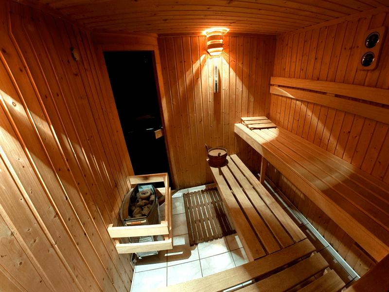Sauna - Hotel Energetyk
